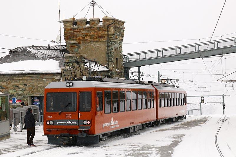 Zermatt_Gornergratbahn
