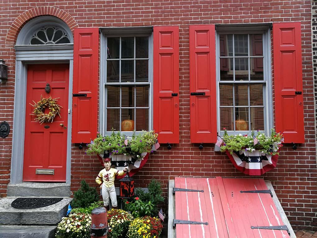 Philadelphia e il suo Countryside