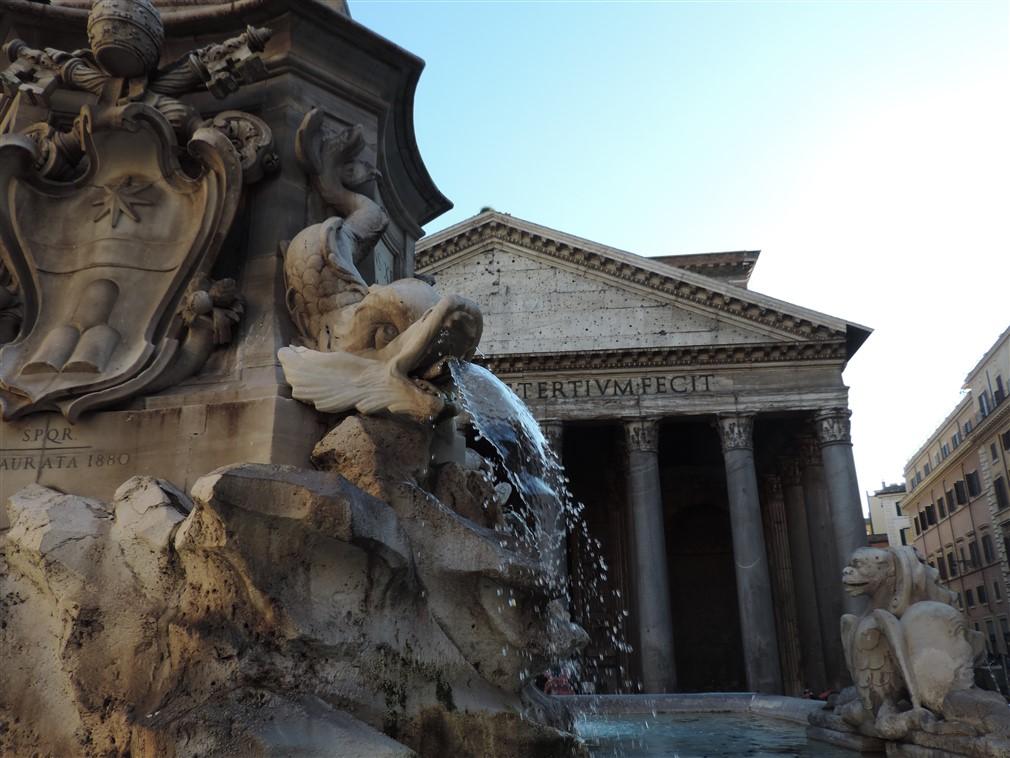 Roma: animali e leggende