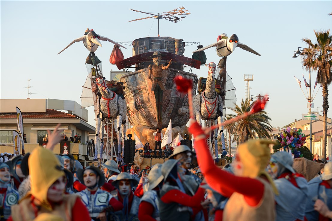Cittadella del Carnevale di Viareggio