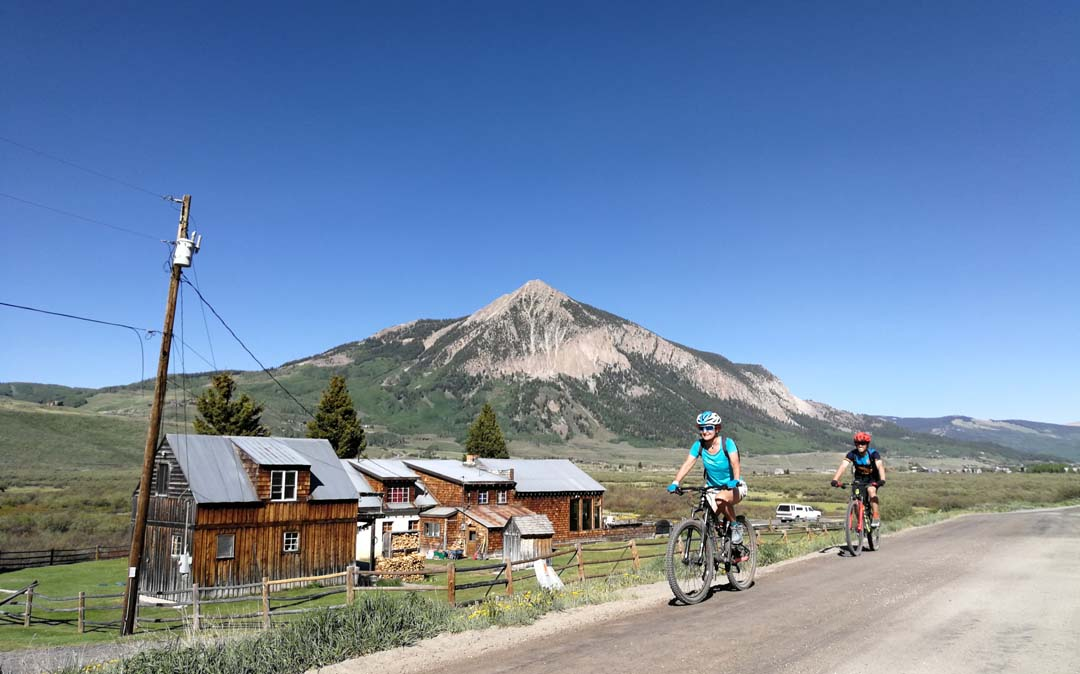 Colorado e Rocky Mountains in bici
