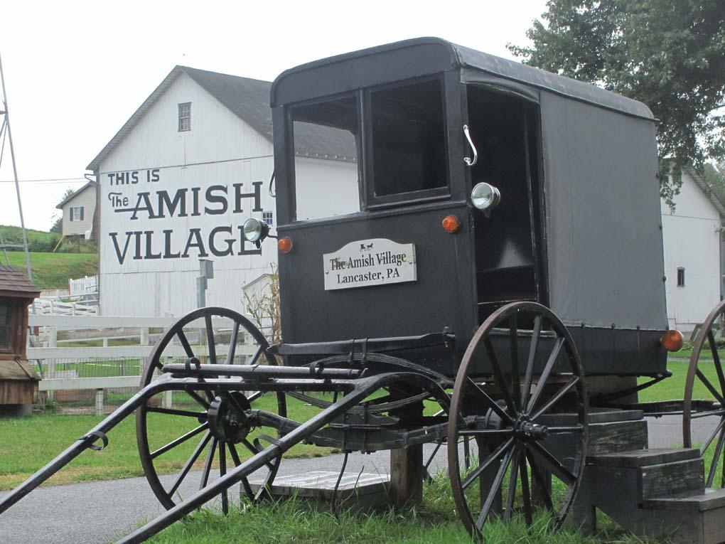 Pennsylvania: Gettysburg e Lancaster