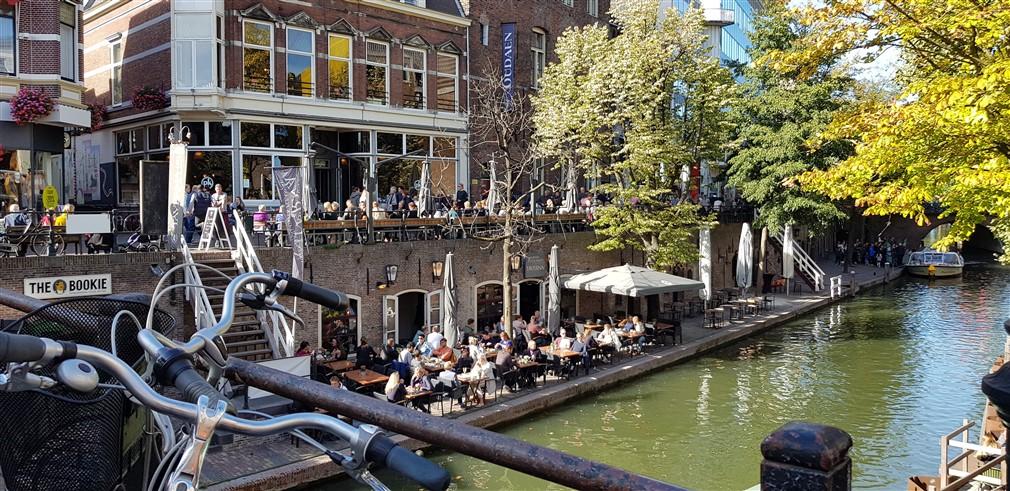 Utrecht la città dei canali