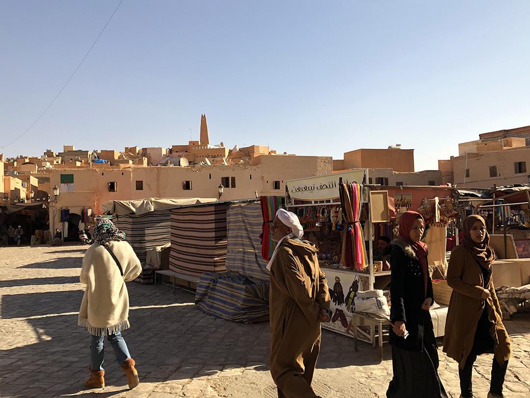Ghardaia: un'oasi di serenità