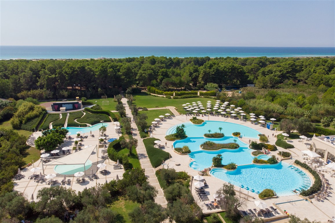 In Salento con la famiglia al Vivosa Apulia Resort, all inclusive per tutte le età che dedica molta attenzione ai piccoli ospiti con programmi speciali e corsi