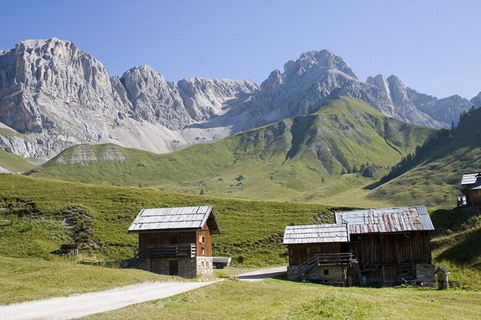 Estate in Val di Fassa