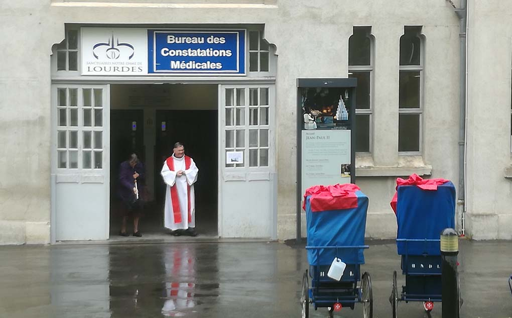 Lourdes un viaggio nei Pirenei