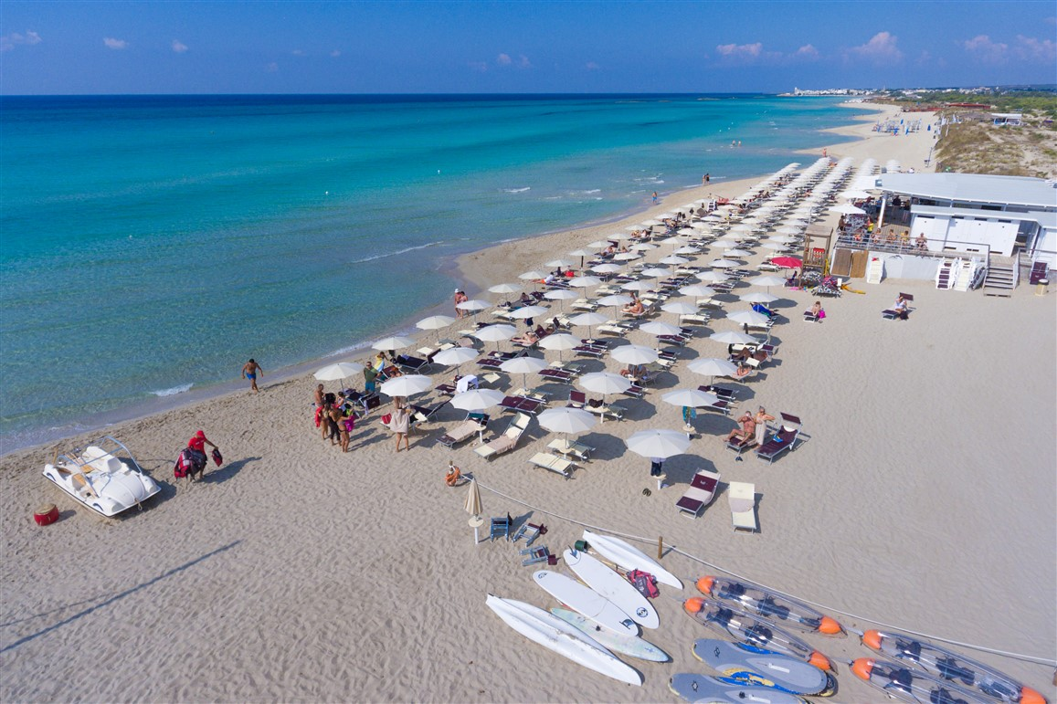 Benessere e relax al Vivosa Apulia Resort, la SPA ben attrezzata ed i prodotti realizzati dalla HUR con materie prime del Salento, attendono gli ospiti