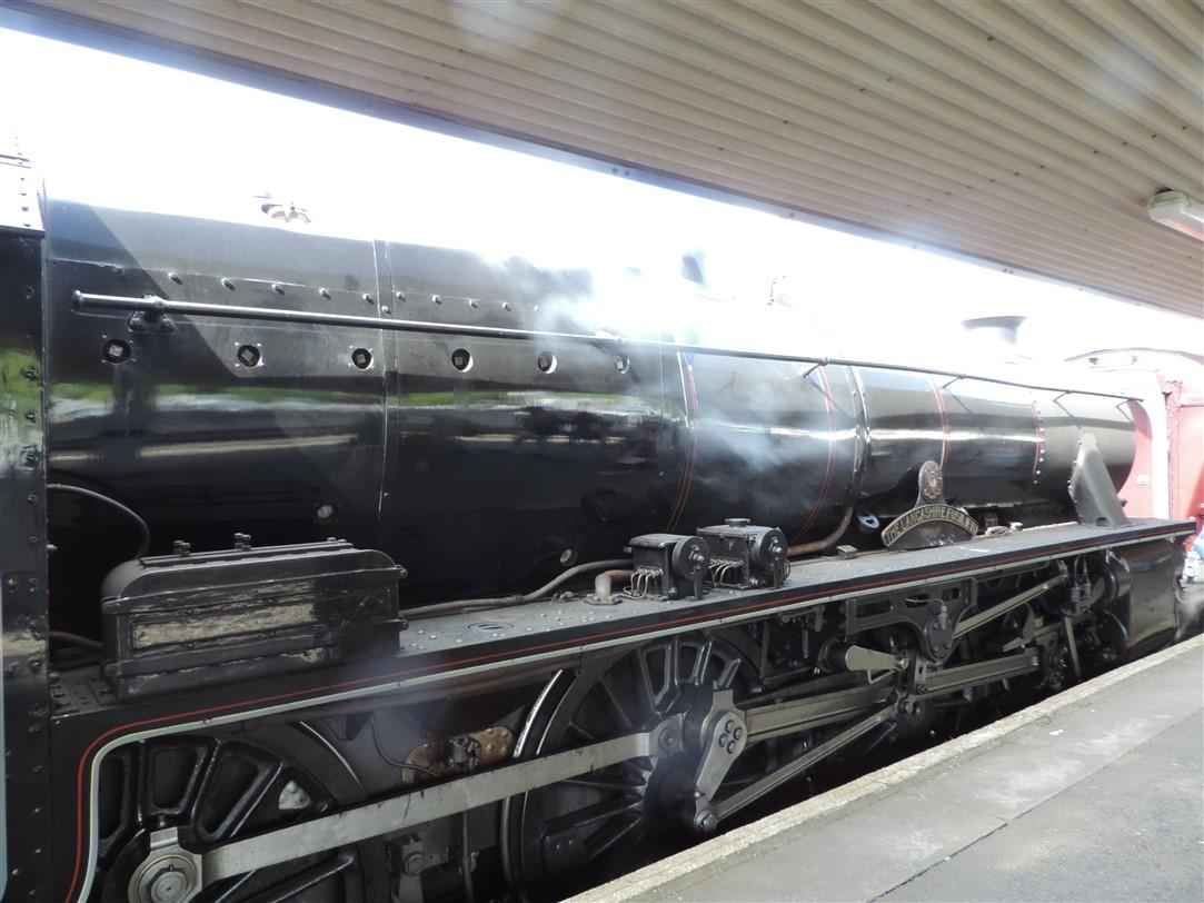 In Scozia sul treno di Harry Potter