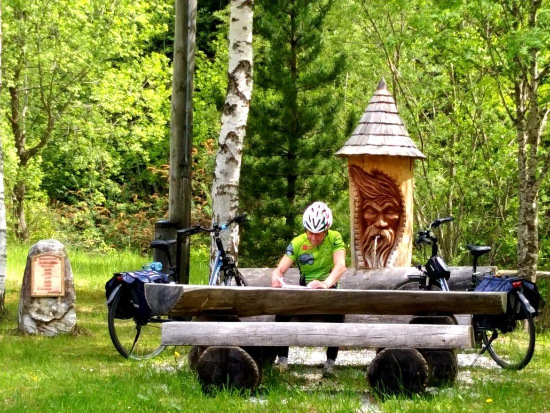 Gran Tour in bici della Carinzia