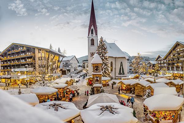 Magico Natale: luci e mercatini nel mondo