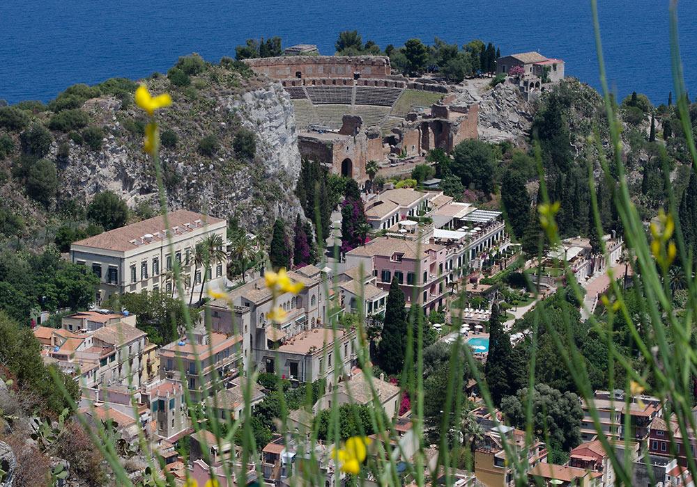 Taormina, in questo strano 2020