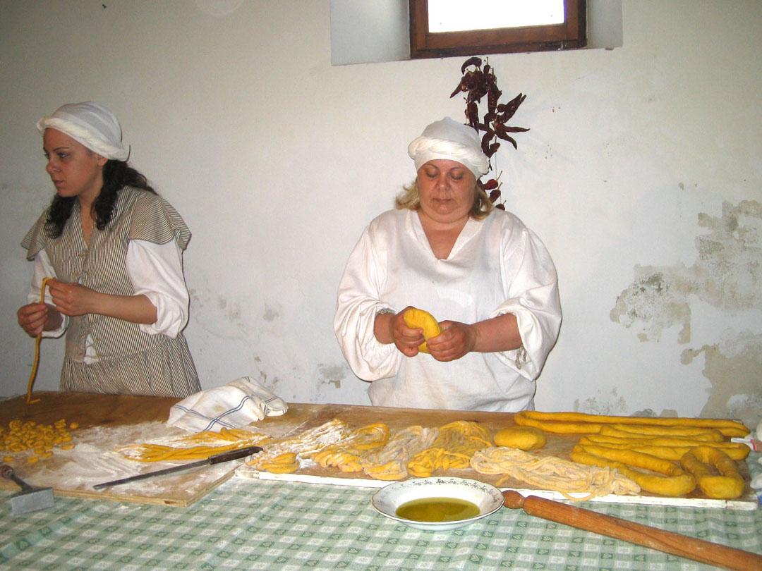 Sapori e colori d'Abruzzo