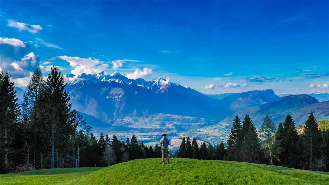 In Trentino, per borghi
