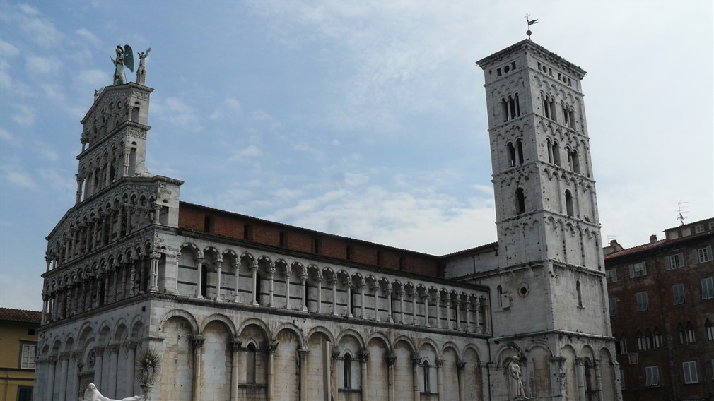 Lucca per un city break