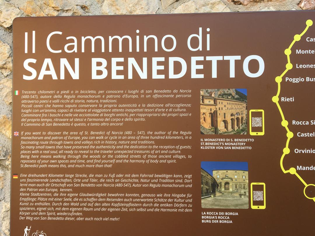 Lazio insolito: la Valle dell'Aniene