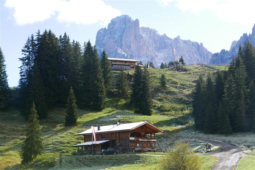 Alpe di Siusi, un inno alla natura