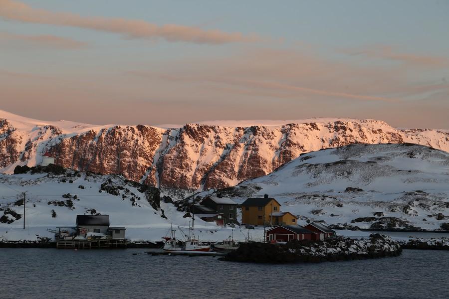 L'Europa finisce a Capo Nord… o no?