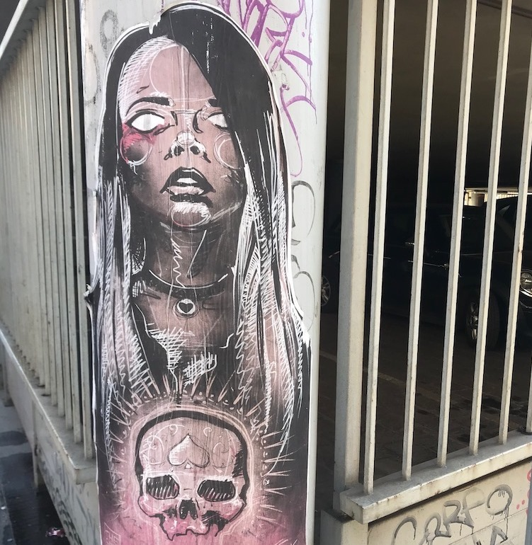 In bici alla scoperta della street art milanese