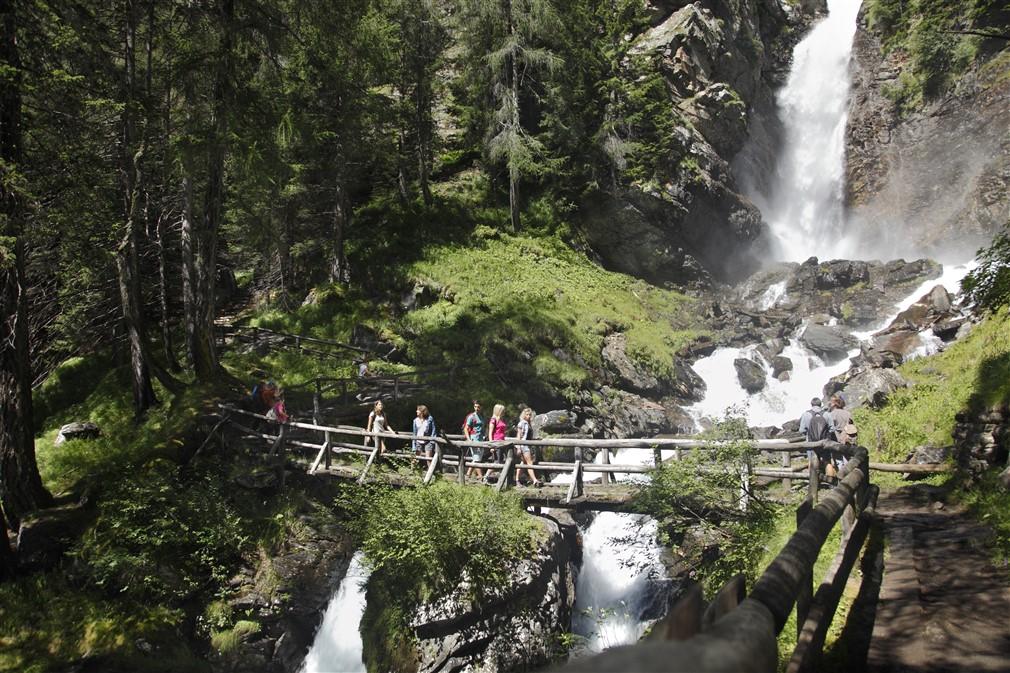A tutto sport in Val di Sole. Benessere nella natura, adrenalina e libertà. Estate all'insegna dell'acqua in Trentino