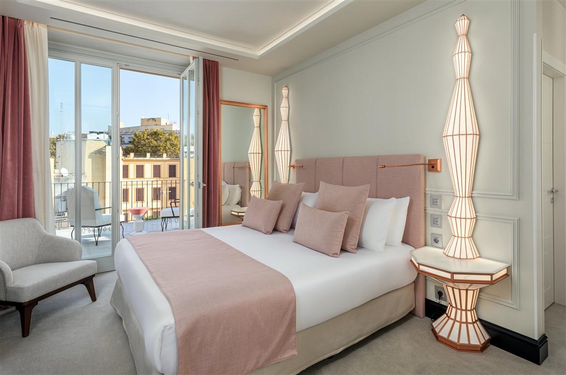 A Roma due nuove stelle: Room Mate Filippo e Gran Filippo Apartments, del firmamento di Kike Sarasola